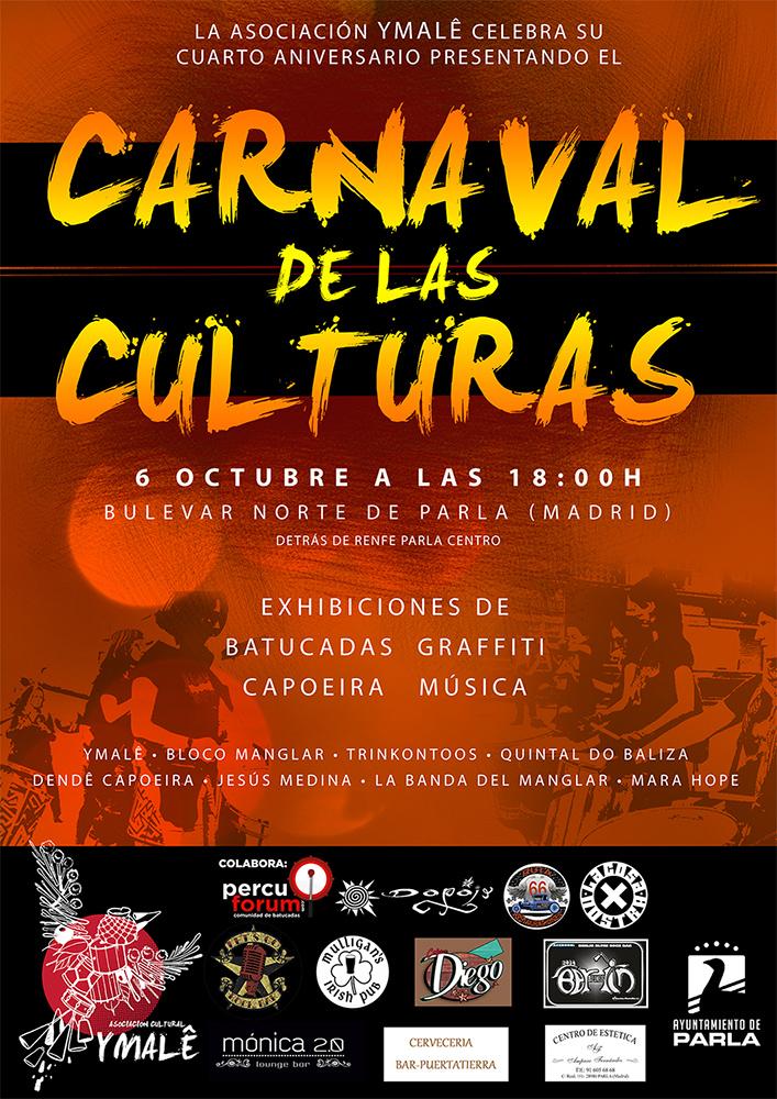 Carnaval de las Culturas Parla